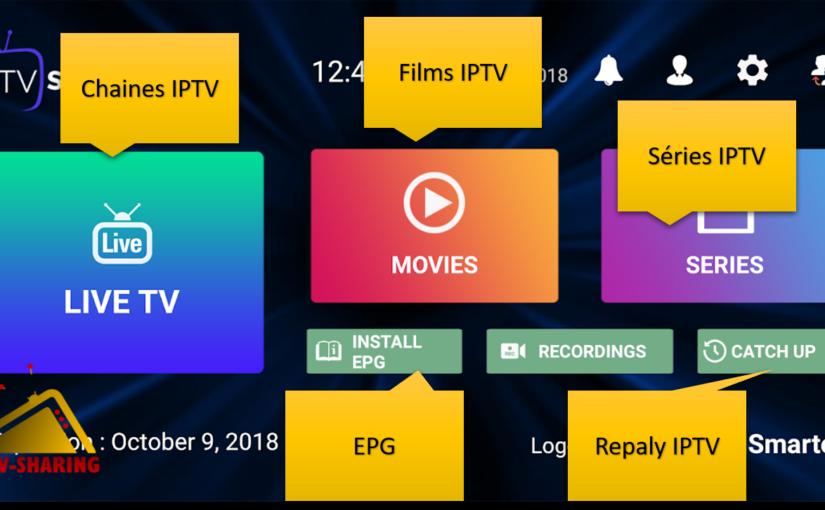 Comment installer et configurer votre Abonnement sur IPTV SMARTERS PRO pour Android ?