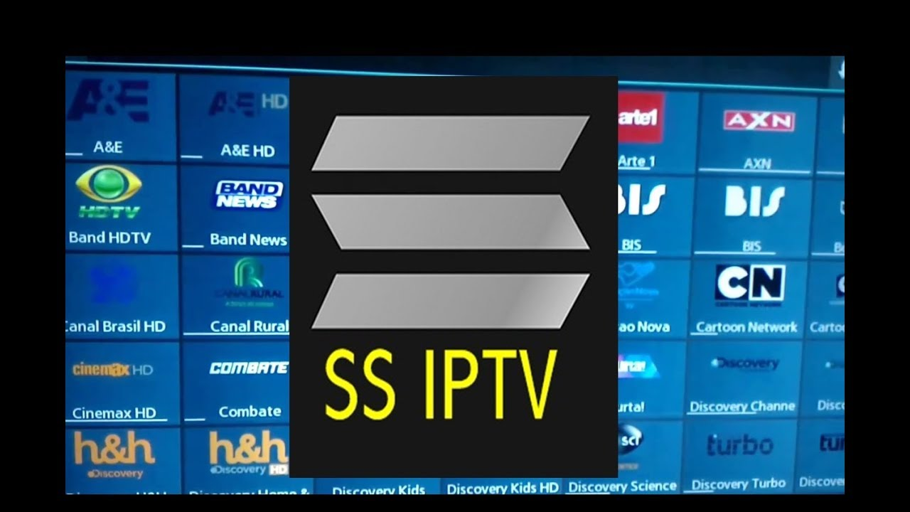 Comment installer votre Abonnement IPTV dans l'application SS IPTV