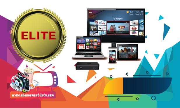 Abonnement IPTV Elite
